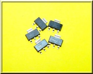 [10szt] BSP121 TRANZYSTOR SMD N-MOSFET 350mA 200V PHILIPS