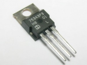 [1szt] HUF75343P3 MOSFET-N 75A 55V TO220AB HARRIS